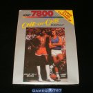 One-on-One Basketball - Atari 7800 - New Factory Sealed