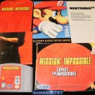 Mission Impossible - N64 Nintendo - Complete CIB