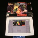 Flashback - SNES Super Nintendo - With Box