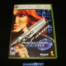 Perfect Dark Zero - Xbox 360 - Complete CIB