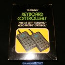 Telegames Keyboard Controllers - Atari 2600 - With Box