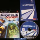 Wipeout Fusion - Sony PS2 - Complete CIB
