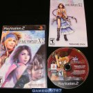 Final Fantasy X-2 - Sony PS2 - Complete CIB
