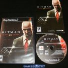 Hitman Blood Money - Sony PS2 - Complete CIB