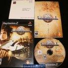 Genji Dawn of the Samurai - Sony PS2 - Complete CIB