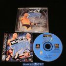 WCW nWo Thunder - Sony PS1 - Complete CIB