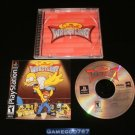 Simpsons Wrestling - Sony PS1 - Complete CIB