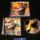 Action Man - Sony PS1 - Complete CIB