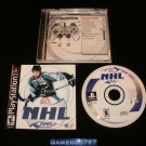 NHL 2001 - Sony PS1 - Complete CIB