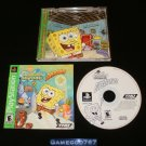 SpongeBob SquarePants Supersponge - Sony PS1 - Complete CIB