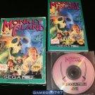 Secret of Monkey Island - Sega CD - Complete CIB - Rare