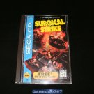 Surgical Strike - Sega CD - Complete CIB