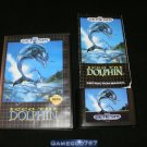 Ecco the Dolphin - Sega Genesis - Complete CIB