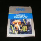 Missile Command - Atari 5200 - New