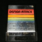 Demon Attack - Atari 2600 - Text label