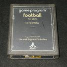Football - Atari 2600 - 1979 Gold Text Label Version