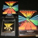 Baseball - Magnavox Odyssey 2 - Complete