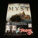 Myst - Atari Jaguar CD -Complete CIB