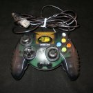 Madcatz MicroCon Control Pad - Xbox - Clear Green