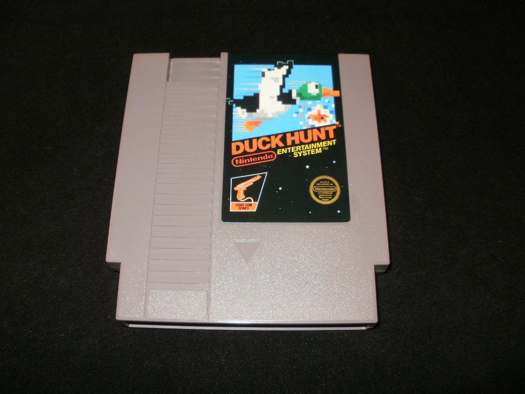 Duck Hunt - Nintendo NES