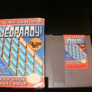 Jeopardy! Jr. Edition - Nintendo NES - With Box