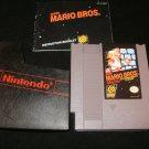 Super Mario Bros. - Nintendo NES - With Sleeve & Manual