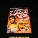 NBA Street Vol 3 - Sony Playstation 2 - Complete CIB