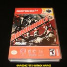 Armorines Project SWARM - N64 Nintendo - With Manual & Custom Case