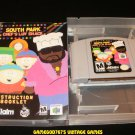 South Park Chef's Luv Shack - N64 Nintendo - With Manual & Case
