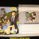 Blues Brothers 2000 - N64 Nintendo - With Manual & Custom Case