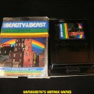 Beauty & the Beast - Mattel Intellivision - With Box