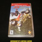 ATV Offroad Fury Blazin Trails - Sony PSP - Complete CIB