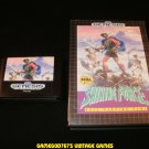 Shining Force - Sega Genesis - With Box - Rare