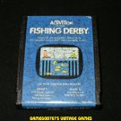 Fishing Derby - Atari 2600