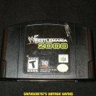 WWF Wrestlemania 2000 - N64 Nintendo