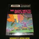 Mr. Basic Meets Bits 'n' Bytes - Mattel Intellivision - New Factory Sealed - Rare