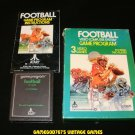 Football - Atari 2600 - Complete CIB