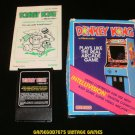 Donkey Kong - Mattel Intellivision - Complete