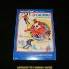 Skiing - Mattel Intellivision - Complete
