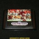 NFL Sports Talk Football 93 - Sega Genesis