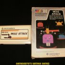 Mole Attack - Commodore VIC-20 - With Box