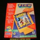 Mickey's Blast Into the Past - Sega Pico - Complete CIB
