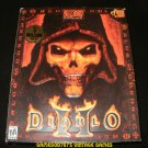 Diablo II - 2000 Blizzard - Windows PC - Complete CIB