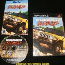 Hummer Badlands - Sony PS2 - Complete CIB