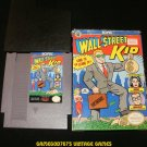 Wall Street Kid - Nintendo NES - With Box