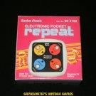 Pocket Repeat - Vintage Handheld - Radio Shack 1981 - Brand New Factory Sealed