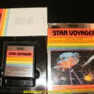 Star Voyager - Atari 2600 - Complete CIB - Text Label