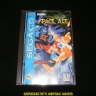 Space Ace - Sega CD - Complete CIB