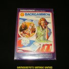 ABPA Backgammon - Mattel Intellivision - Brand New Factory Sealed