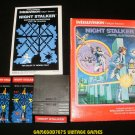 Night Stalker - Mattel Intellivision - Complete